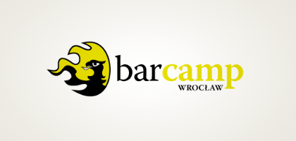 Barcamp Wrocław – Logo design by Nico Hagenburger