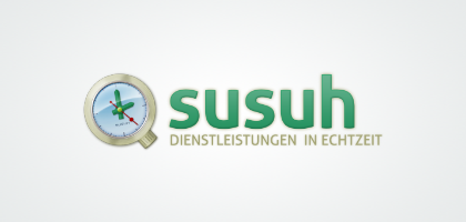 Susuh – Logo design by Nico Hagenburger