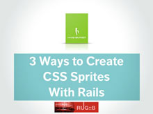 3 Ways to Create CSS Sprites in Rails