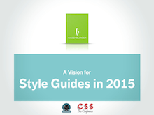 A Vision for Style Guides in 2015