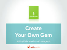 Create Your Own Gem